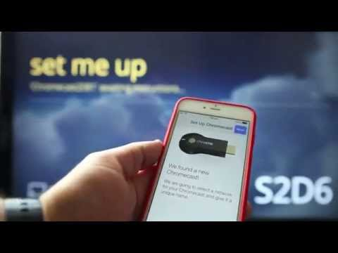 How To Connect Chromecast To Your iPhone 6 Plus Part 3 of 3