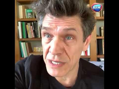 L'interview @ Home de Marc Lavoine - RFM
