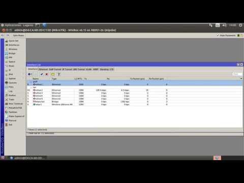 Configuracio Server/Client VPN Ubiquiti-Mikrotik