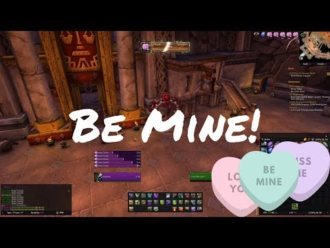 Be Mine! - Love is in the Air Achievement Guide (World of Warcraft)