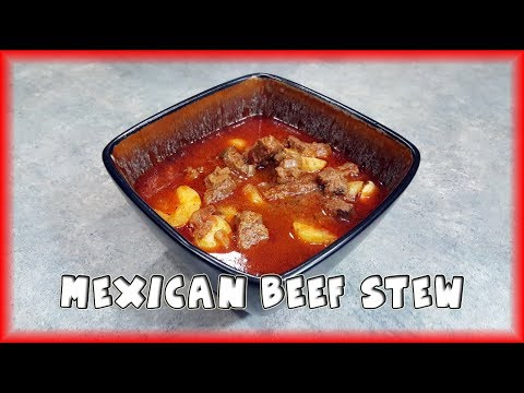 Pressure Cooker Mexican Beef Stew