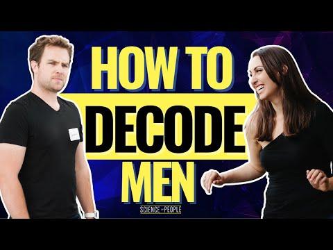 Decoding Male Body Language