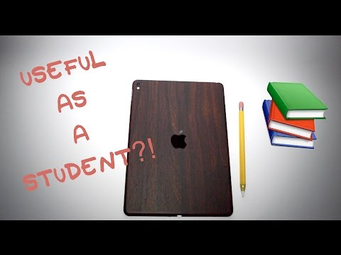 Is the Apple iPad Pro useful as a student?
