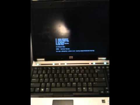 Hp Elitebook 6930p 8440p  wireless network problem