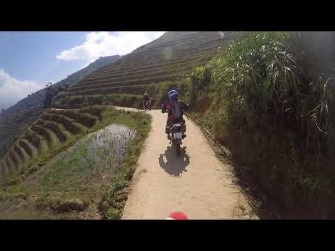 Sa Pa Motorbike and Motorcycle Tour By Honda CRF250L