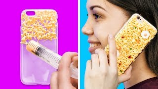 Download 28 COOL DIY PHONE CASE IDEAS Video