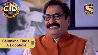 Your Favorite Character | Dr. Salunke Finds A Loophole | CID