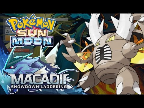 BIRB SPAM!  - Pokemon Sun and Moon Showdown OU Laddering w. macadii (SuMo OU Live)