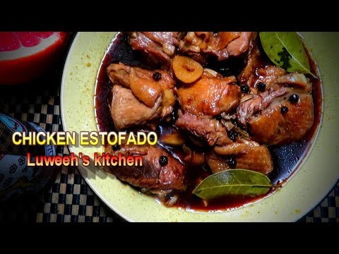 Chicken Estofado Recipe
