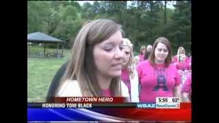 Toni Black Named WSAZ's Hometown Hero