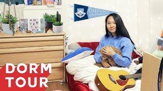 Inside Columbia University's $10,000 Dorms | Ivy League Dorm Tour