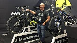 2018 Haibike Electric Bike Updates from Interbike (Bosch PowerTube, SDURO Cross 1.0, New XDURO)