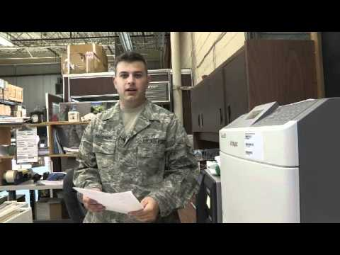 127th Wing Profile - Traffic Management Office