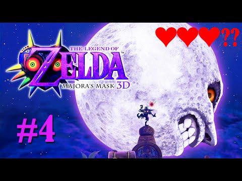 Woodfall Temple ; LoZ Majora's Mask 3D [Part 4] (3 Heart Run...?)