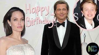 Brad Pitt 'very proud' of daughter Shiloh and celebrated birthday her, but why Angelina not attend?