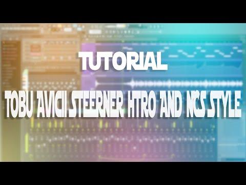 [FL Studio] Tutorial [Tobu Avicii Steerner Itro And NCS Style] + FLP