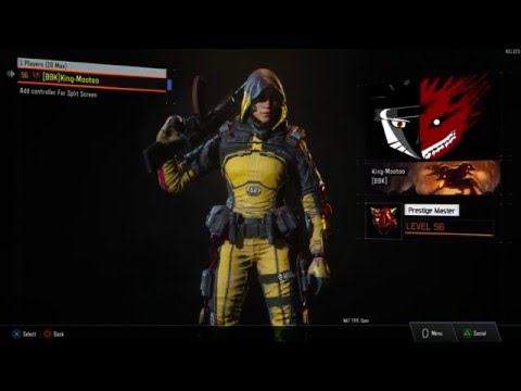 master prestige black ops 3