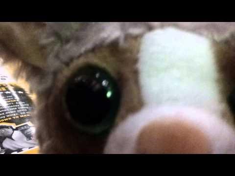 Weird stuffed animal