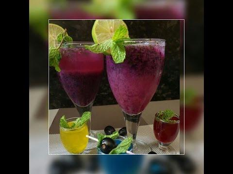 Black Plum Mocktail Recipe|Jamun Mojito Summer Special Drink|Healthy&Quick Soft Drink|Jamun Smoothie