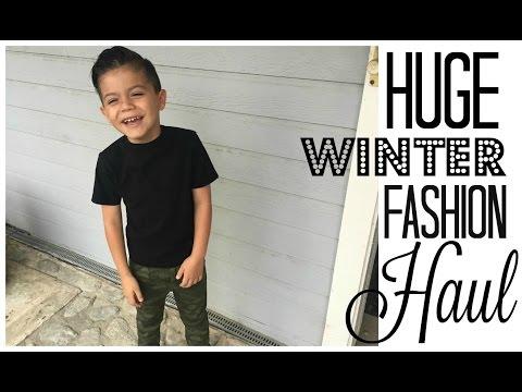 HUGE Winter Fashion Haul : Zara Kids | SCCASTANEDA