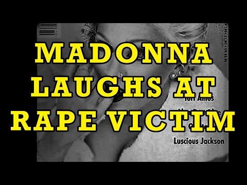 Madonna Laughs At Rape Victim - Truth or Dare