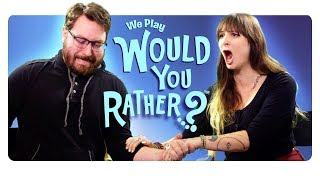 CollegeHumor Plays Would You Rather?
