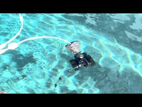 Pressure submerge