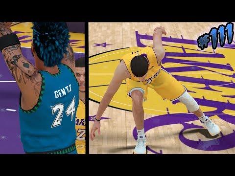 NBA 2k18 MyCAREER S2 - Heated Lonzo Ball Rivalry! Embiid Wants to Join My Team? Ep. 111