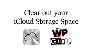 How To Remove Data From Your Icloud Storage