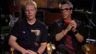 "The Offspring - Dexter & Noodles on ""The Making of Splinter"""