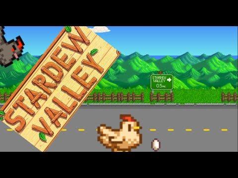 Your First Stardew Valley Chicken: Guide