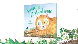 Stretchy McHandsome by Judy Schachner | Official Book Trailer