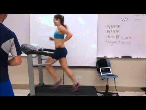 System of a Run - Chris Johnson Treadmill Analysis
