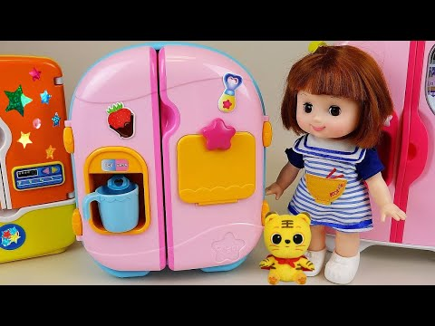Xxx Mp4 Baby Doll Refrigerator And Food Toys Play 3gp Sex