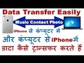 Transferbackup Musicphotoscontactssms From Iphone To Pc From