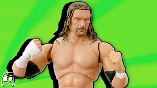 WWE Triple H SH Figuarts Toy Figure Unboxing & Review!!