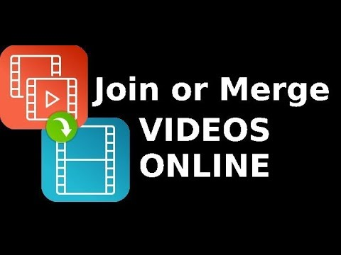 merge or join two or more multiple video clips into single video file online. no need any software.