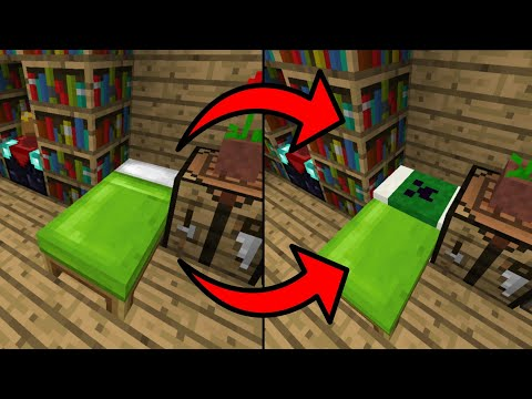 How To Make Custom Pillow In Minecraft (PE,PC,PS4/3,Switch,Xbox) - [Tutorial/No Mods/No Addons]