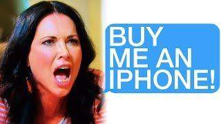 r/Choosingbeggars BUY ME AN IPHONE 11 OR ELSE!!!
