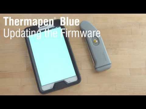 Thermapen Blue: Updating the Firmware