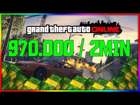 💰UNENDLICH GELD GLITCH*GTA 5 ONLINE* XBOX ONE/PS4 *UNLIMITED MONEY GLITCH* 1.43