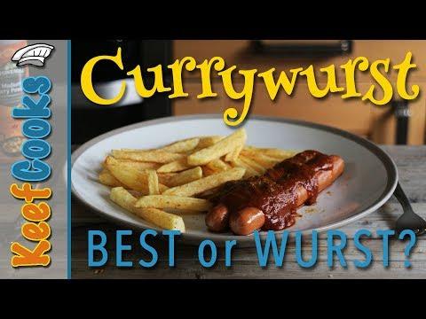 Best or Wurst? Currywurst Favourite German Street Food