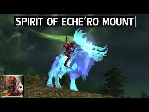 Get Your Ghost Moose! Time Sensitive Archaeology Mount