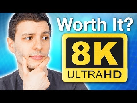 Should You Get an 8K Television in 2019?