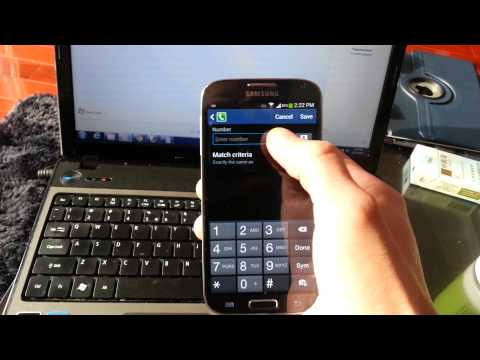 Galaxy S4: How to Block/Reject Phone Numbers