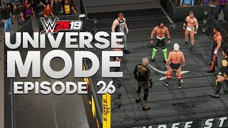 WWE 2K19 Universe Mode - Episode 4: Open Invite - PakVim net