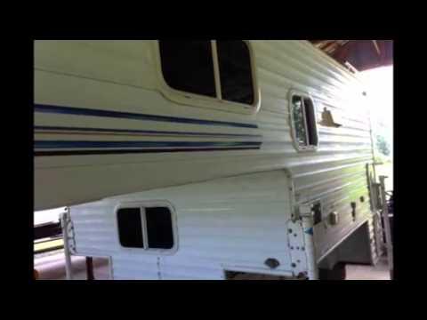 2004 Sun Lite pop-up truck camper - 2007 Sun Lite Eagle Se