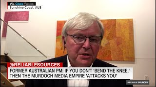 Murdoch's Bullying Strategy on CNN Reliable Sources