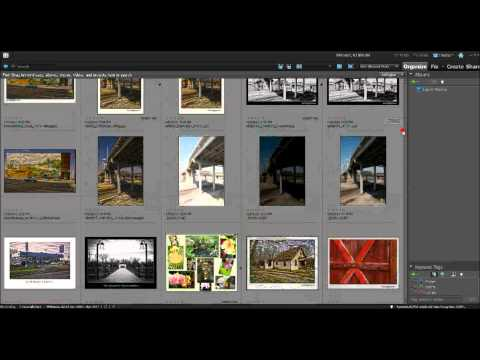 DIGITAL IMAGES: HDR Image Capture, Processing in HDR Express & Finishing in Photoshop Elements