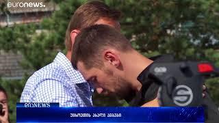 """ესპანეთის პოლიცია - სარაგოსაში """"ქართული მაფიის"""" წევრები დააკავეს"""